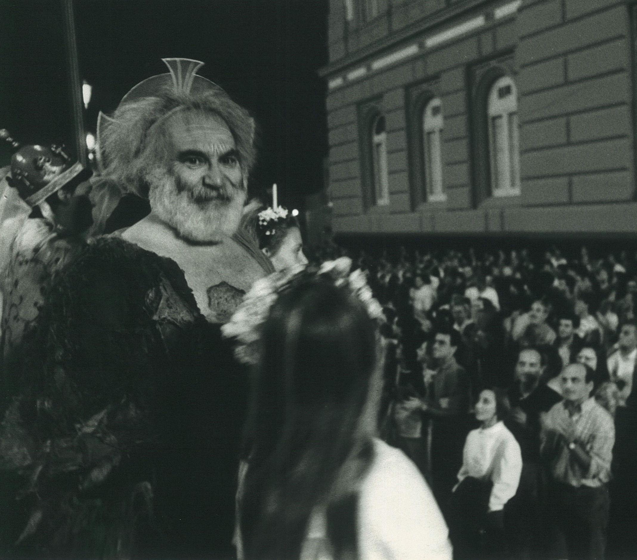 Maranzana interpreta San Rocco